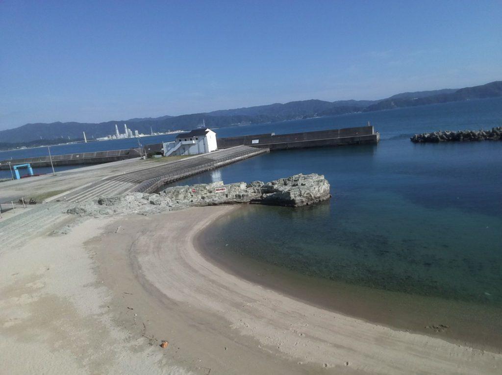 wakayama city tanoura beach