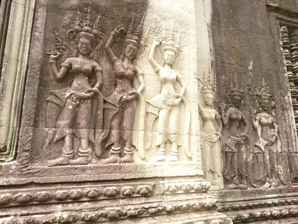 relief of Angkhor Wat
